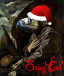 Christmas Saint Eel